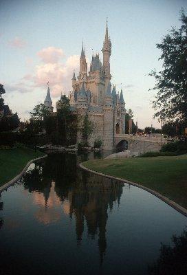 Cinderella Castle Disney Parks