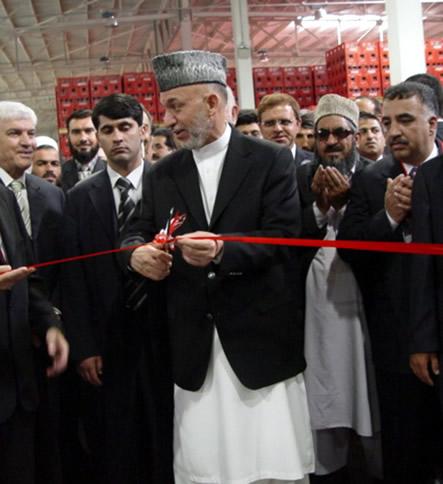 Coke Coca-Cola Kabul