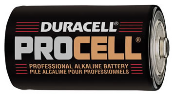 Durecell Procell Batteries