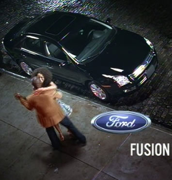 Ford Motor Company Advertising Fusion Dance
