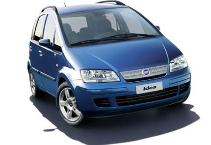 Fiat Cars, Fiat Idea