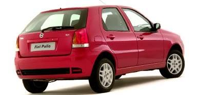 Fiat Cars Fiat Palio