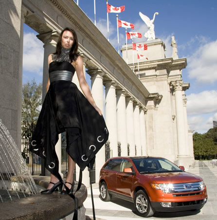 Ford Edge Fashion