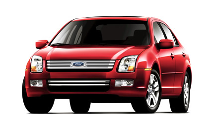 Ford Fusion Ford Motor Co