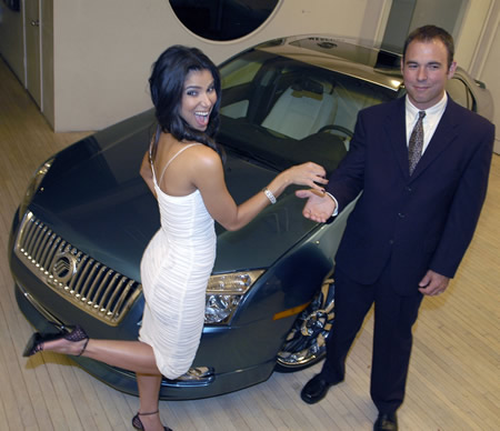 Ford Mercury Roselyn Sanchez