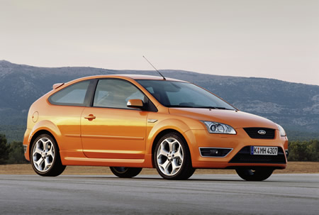 2006 ford focus. Ford Focus ST Europe