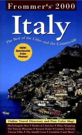 Frommer's Italy 2000