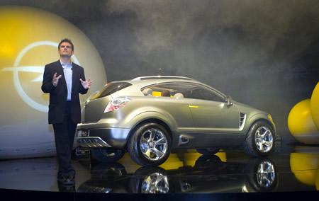 GM Opel Antara GTC