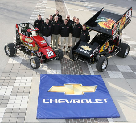 Auto Racing Sport Tony Stewart on Giants  Chevrolet To Power Tony Stewart Racing In 2007 And Beyond