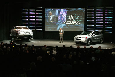 Honda Acura Car
