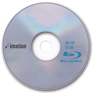 Imation Bluray