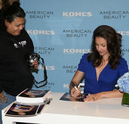 Ashley Judd, Kohl's