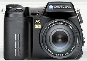 Konica Minolta Camera Kodak Fuji Film