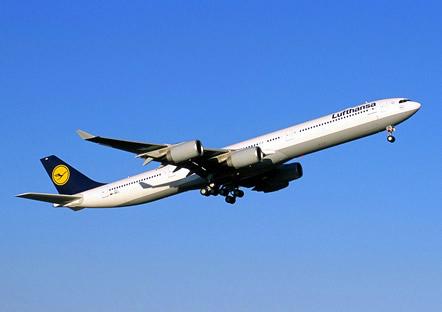 Lufthansa, Airbus