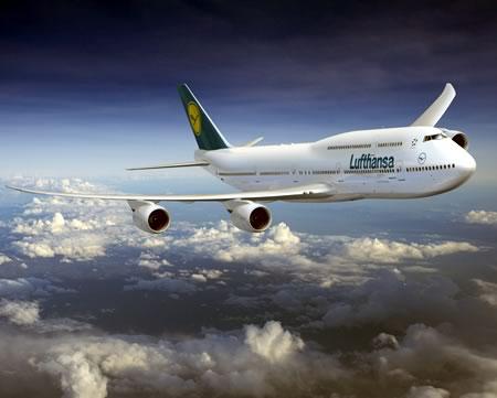 Lufthansa, Boeing