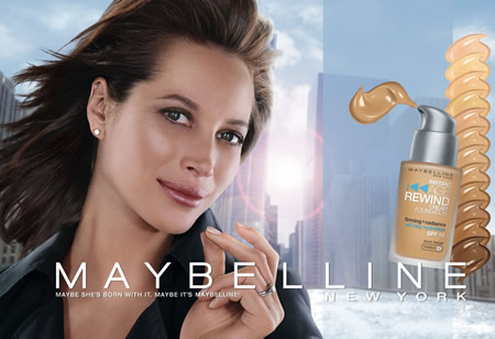 MAYBELLINE Christy Turlington