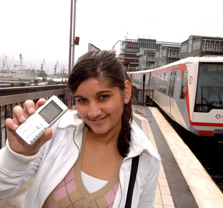 Siemens Mobile Ticketing