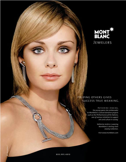 Montblanc Ambassador Jewelry Jewellery