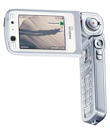 Nokia N93 Mobile