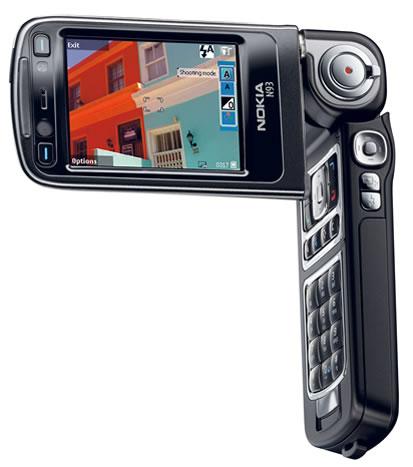 Nokia N93 Video