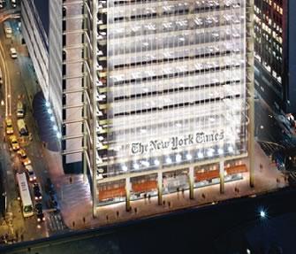 Times Center New York City