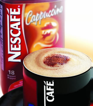 Nescafe Coffee Nestle