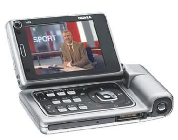 Nokia Mobiles N92