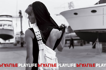 PLAYLIFE COLLECTION FROM BENETTON