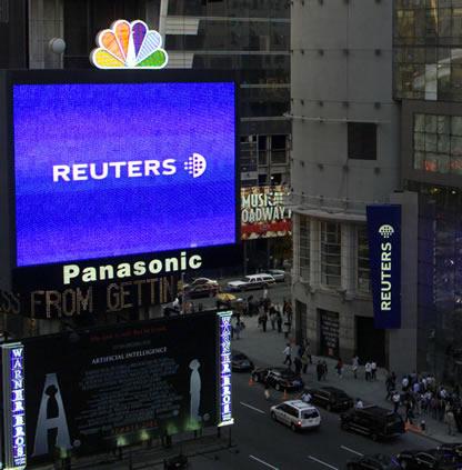Reuters News NewYork BBC