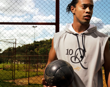 Ronaldinho Football Soccer