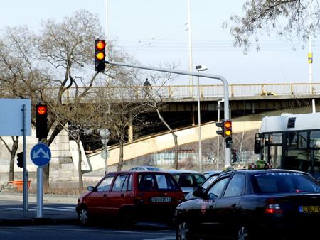 Siemens Traffic Light