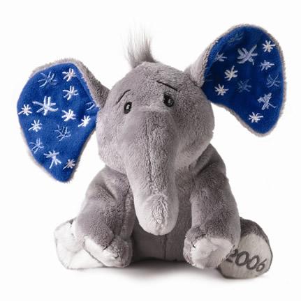TARGET PLUSH ELEPHANT