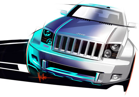 Chrysler Jeep Trailhawk