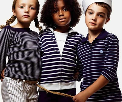 UNITED COLORS OF BENETTON CHILDREN
