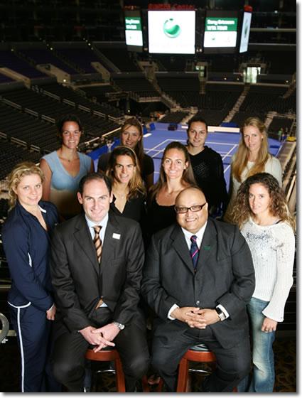 Sony Ericsson Tennis WTA