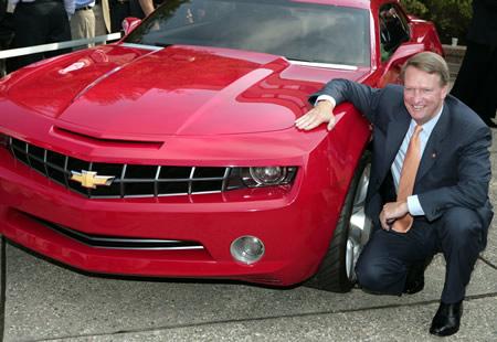 Rick Wagoner, Camaro Concept
