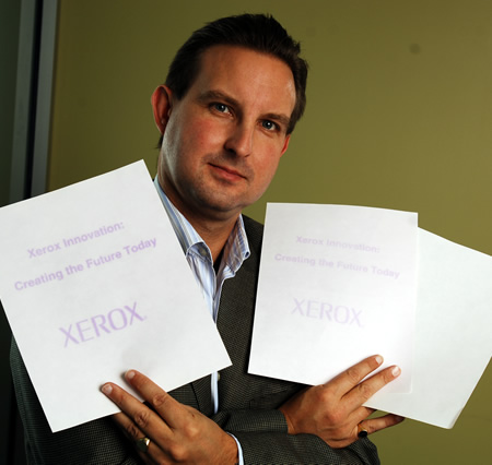 Xerox Temporary Documents