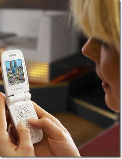 Sony Ericsson Mobile 2525 2520