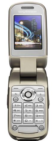 Z710 Sony Ericsson Mobile