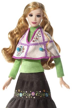 Barbie Benetton Moscow