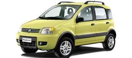 FIAT Panda Cars