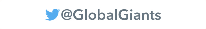 Follow GlobalGiants.Com on Twitter
